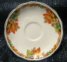 Very pretty Grindley China mini floral Saucer 4 3/8 inches in diameter