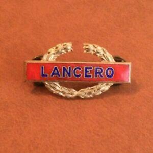 Colombian Army RANGER Curso de Lancero Insignia Pin Badge
