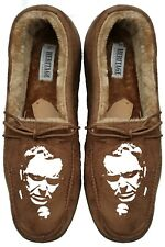 frank sinatra mens slippers custom print art personalised film opera new york