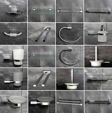 Badaccessoires 12-teilig SET Badezimmer Bad komplett Accessoires ENZO RODI matt