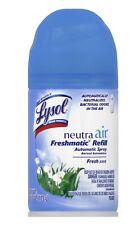Neutra Air Freshmatic Refill,Fresh Scent 5.89 OZ.
