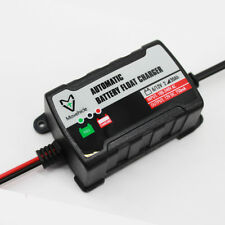 MOVEHICLE 6&12V ATV Mower Car Battery Float Charger Tender for Lead Acid Battery