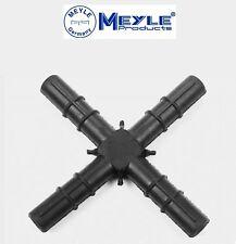 For Mercedes R107 W116 W123 W124 W126 W201 Meyle Vacuum Hose Connector 4-Way NEW