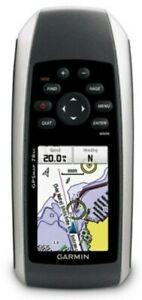 GARMIN GPSMAP® 78sc Marine Handheld GPS Receiver with Compass, Barometer and Blu