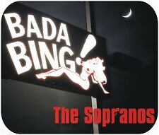 Bada Bing Sopranos Series Fan Sexy Mouse Pad Mousepad Art Unique TV New Gift