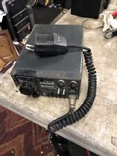 Icom Model Ic-245 2M Fm Transceiver w/ Microphone - untested