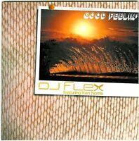 DJ Flex Featuring Ken Norris Maxi CD Good Feelin' - Europe (VG+/EX)