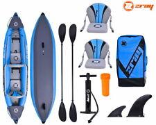 ZRAY Tortuga Kayak 2 Personnes Tours Avec Haute Qualité Drop-Stitch-Boden 386