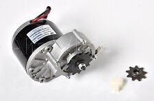 350W Gear Front Mount 24 V DC electric motor f bicycle bike Go-Kart ZY1016z3