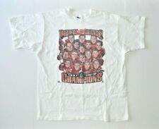 VTG 1997 DETROIT Red Wings STANLEY CUP Pro Player Made In USA T Shirt M's XL