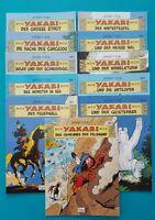 Yakari Sammlung 1 bis 11 zum aussuchen Zustand ungelesen 1A absolut TOP