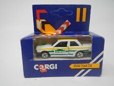 Corgi BMW Track Car