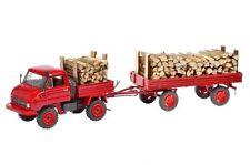 Unimog Modellautos, - LKWs & -Busse mit Anhänger