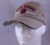 San Diego USA Edition Sports Cap California Ball Hat Cotton Adjustable