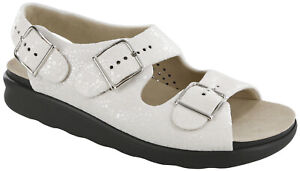 SAS Relaxed Vanilla, Women's Comfort Sandal