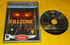 KILLZONE 1 Ps2 Versione Italiana Edizione Platinum ○○○○○ SENZA MANUALE