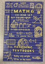 Teaching Textbooks Math 6 Cds Only (1.0) Version
