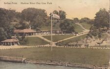 Indian Point, Ny - Hudson River Day Line Park