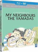 Il Mio Neighbour The Yamadas Blu-Ray Nuovo (OPTBD0322)