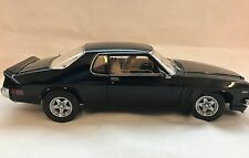 327038 HOLDEN HJ MONARO GTS TUXEDO BLACK 1:18 MODEL CAR
