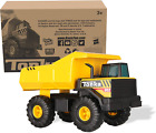 Tonka Steel Classics Mighty Dump Truck, Toy Truck, Real Steel Construction, Ages