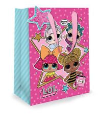 LOL Surprise Gift Bag with Tag FREE 2ND CLASS UK P&P!