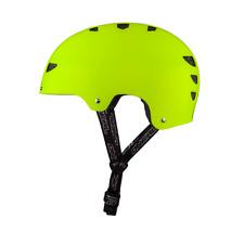 O'Neal Fidlock ProFit Helm Stunt-Scooter BMX Dirt skate Neon Yellow XS 53-