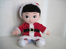 "12"" Disney Store HOLIDAY BOO Plush Doll"