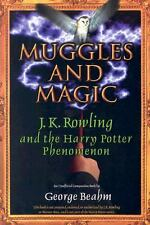 ~~  GEORGE BEAHM ~~ MUGGLES AND MAGIC  UNOFFICIAL GUIDE TO HARRY POTTER