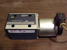 Arburg Bosch Wegeventil Hydraulic Valve 0810001136 For Arburg Molding Machine