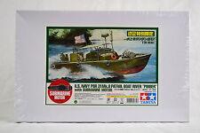 Tamiya 89735 1/35 US Navy PBR 31 Mk.II Pibber - w/Submarine Motor