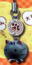 Poyo Poyo Kansatsunikki Poyo Maru-chan Cat Cell Phone Strap Charm NEW