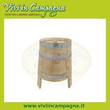 Acetiera legno litri 25
