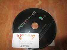 Foreigner I Can't Give Up  Promo Ear Music Promo CD Single
