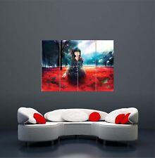 Geisha Japanese Giant Poster Art Print