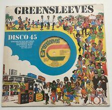 "Eek-A-Mouse  Anarexol / Teacher 1983  UK Greensleeves (12"")  Reggae"