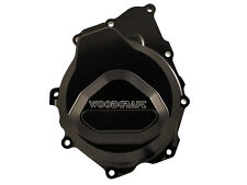 YAMAHA R6 2006-2016 WOODCRAFT RACING LHS ENGINE STATOR COVER WITH SKID PAD