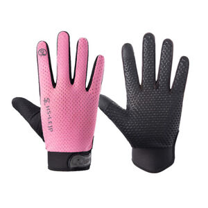 Bike Riding Full Finger Glove Racing Motorcycle Gloves Cycling Bicycle BMX MTB A
