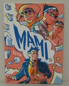 Mami (2018) Peow Press Diigii Daguna Food Manga Comic TPB SC
