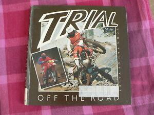 TRIAL OFF THE ROAD BOOK TOON VAN VLIET MOUSSAULT WEESP 1984 HONDA YAMAHA OSSA