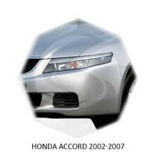 Honda Accord Acura TSX 2002-2007 Eyebrows Eyelids Hedlight Cover Unpainted 2 pcs