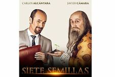 SIETE SEMILLAS NUEVA Y SELLADA DVD PELICULA PERUANA CINE PERUANO