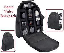 Deluxe Backpack Case Camera Bag For Panasonic Lumix DMC-G7 DMC-G7H