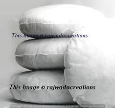 "18""Indian Home Decor Floor Pillow Inserts Mandala Round Cushion Inner Filler 1Pc"