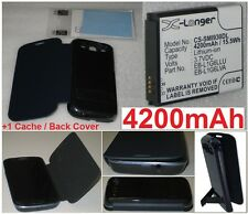 Coverage+ Battery 4200mAh type EB-L1G6LLUC EB-L1G6LVA For SAMSUNG Galaxy S3