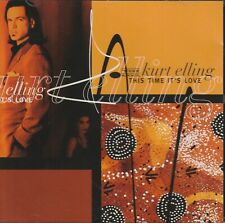 Kurt Elling - This Time it's Love - CD