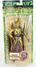 "The Lord Of The Rings Series 4 PROLOGUE ELVEN WARRIOR 6"" Action Figure Toy Biz"