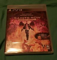 Brand New Saints Row: Gat Out of Hell - First Edition for PS3 PlayStation 3