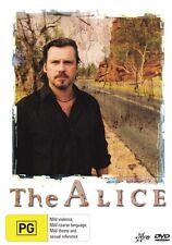 THE ALICE - AUSTRALIAN CLASSIC MOVIE - NEW & SEALED DVD