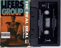 Lifers Group Real Deal Shadow Remix 1992 Cassette Tape Single Rap Hiphop